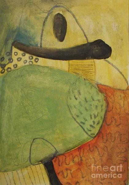 Wall Art - Painting - Hug The Nature by Vesna Antic