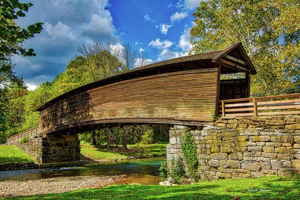 Photograph - Humpback Bridge by Dale R Carlson