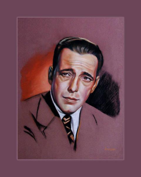 Painting - Humphrey Bogart by Eduardo Angelo Arrigoni