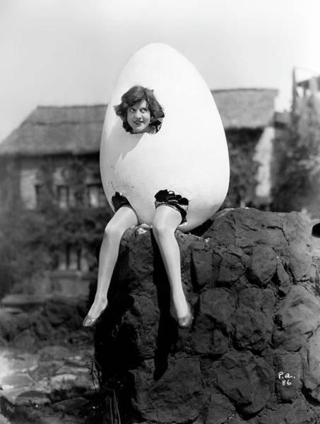 Homage Photograph - Humpty Dumpty by Fox Photos