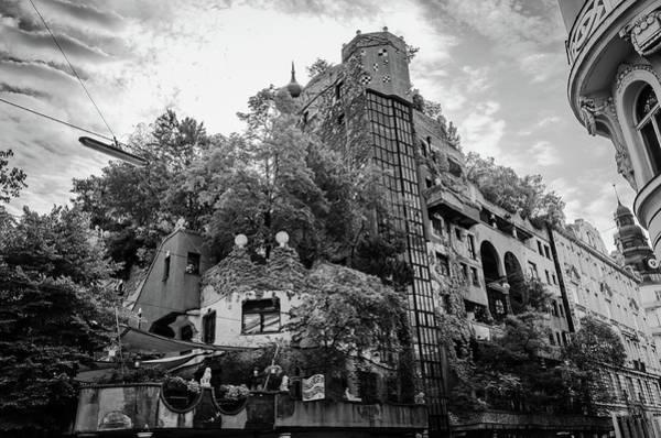 Photograph - Hundertwasserhaus by Borja Robles