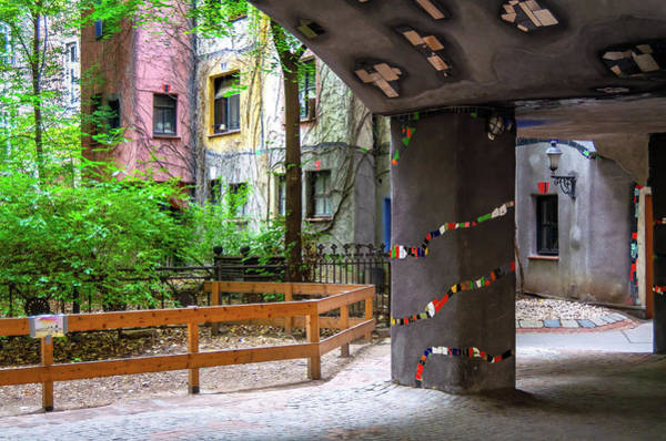 Photograph - Hundertwasserhaus II by Borja Robles