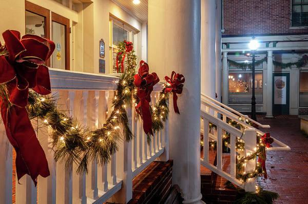 Photograph - Hung For Christmas by Dan Urban