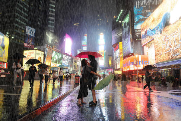 New York State Photograph - Hurricane Irene by New York Daily News Archive