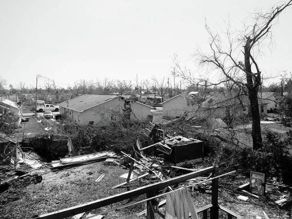 Wall Art - Photograph - Hurricane Michael 1 by Debra Forand