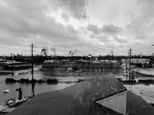 Wall Art - Photograph - Hurricane Michael 2 by Debra Forand