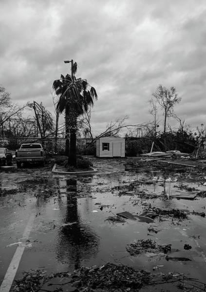 Wall Art - Photograph - Hurricane Michael 4 by Debra Forand