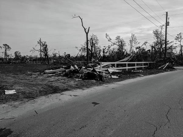 Wall Art - Photograph - Hurricane Michael 7 by Debra Forand