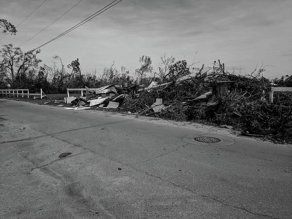 Wall Art - Photograph - Hurricane Michael 8 by Debra Forand