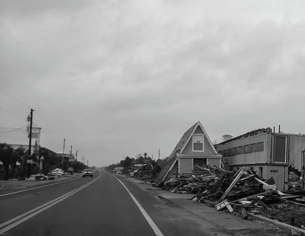 Wall Art - Photograph - Hurricane Michael 9 by Debra Forand