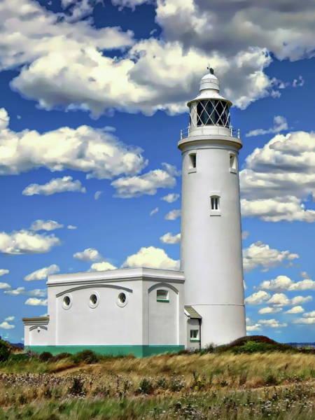 Photograph - Hurst Point Lighthouse by Anthony Dezenzio