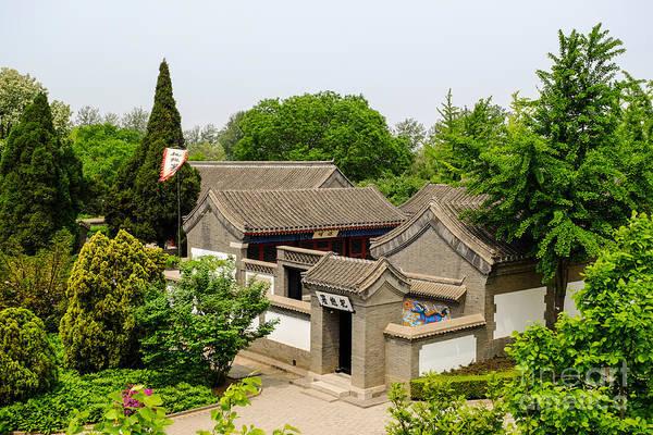 Photograph - Hutong In Shaihaiguan, China by Iryna Liveoak