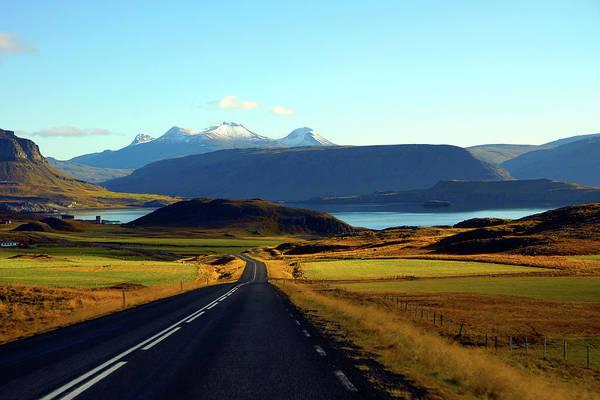Photograph - Hvalfjordur by Framing Places
