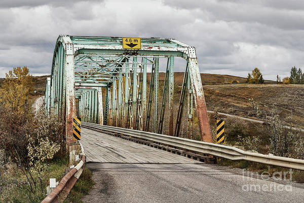 Photograph - Hwy 552 Bridge by Brad Allen Fine Art
