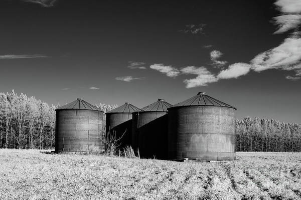Photograph - Hwy 601-1 by Charles Hite