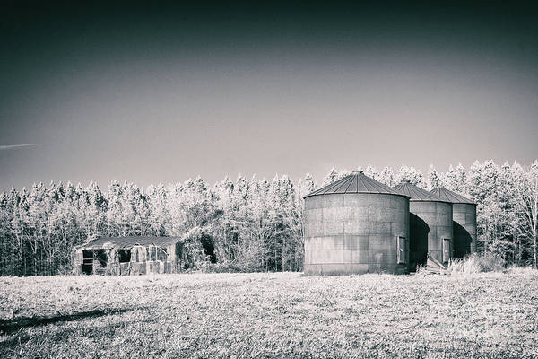 Photograph - Hwy 601-2 by Charles Hite