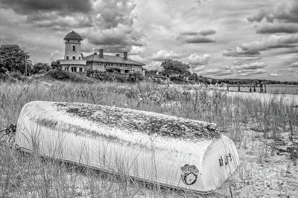Photograph - Hyannis Port Barnstable, Ma On Cape Cod by Edward Fielding