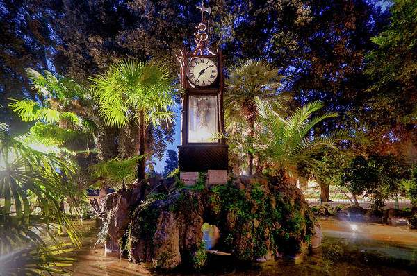Photograph - Hydrochronometer by Fabrizio Troiani