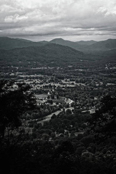 Photograph - I 64 Overlook by George Taylor