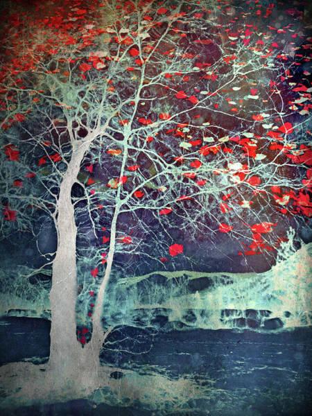 Digital Art - I Am Not The Tree I Used To Be by Tara Turner