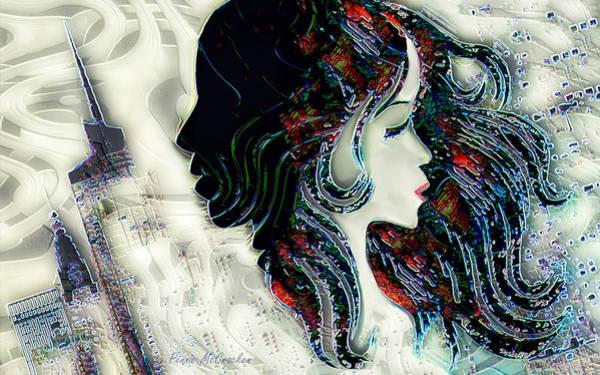 Digital Art - I Am by Pennie McCracken