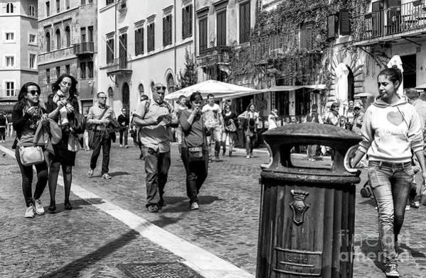 Photograph - I Heart Roma by John Rizzuto