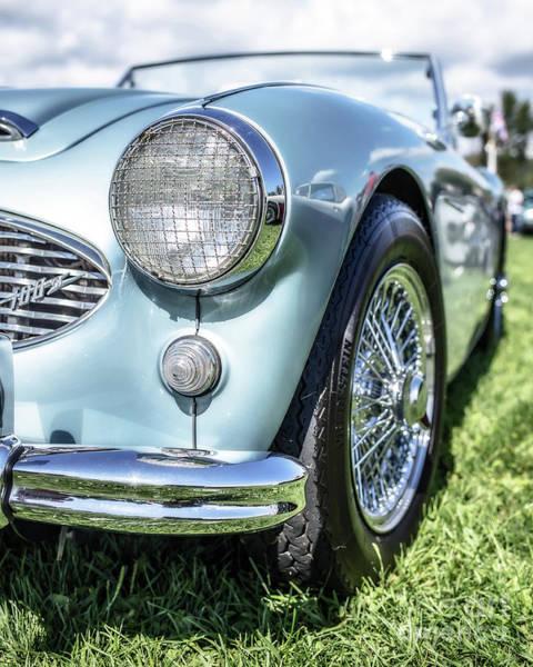 Healey Photograph - I Often Dream Of Cars Austin-healey by Edward Fielding