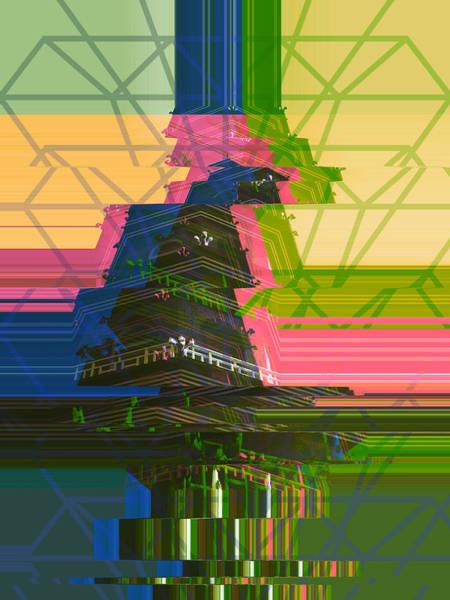 Wall Art - Digital Art - I Saw Yellow Skies #34 by Max Parazzini
