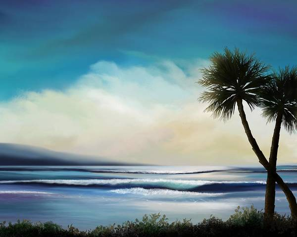 Painting - I Sea by Mark Taylor