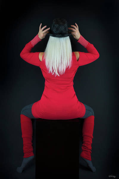 Photograph - I Turn My Back by Dee Browning