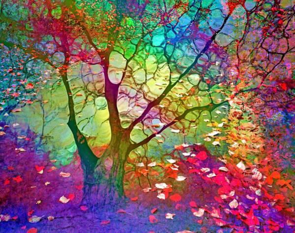 Digital Art - I Will Be Your Rainbow by Tara Turner
