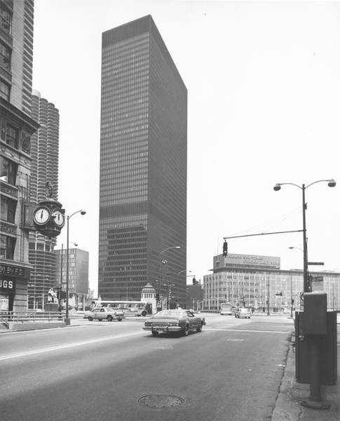 Wabash Avenue Wall Art - Photograph - Ibm Building by Chicago History Museum