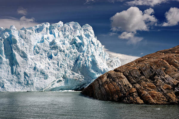 Wall Art - Photograph - Ice And Rock Walls by © Santiago Urquijo