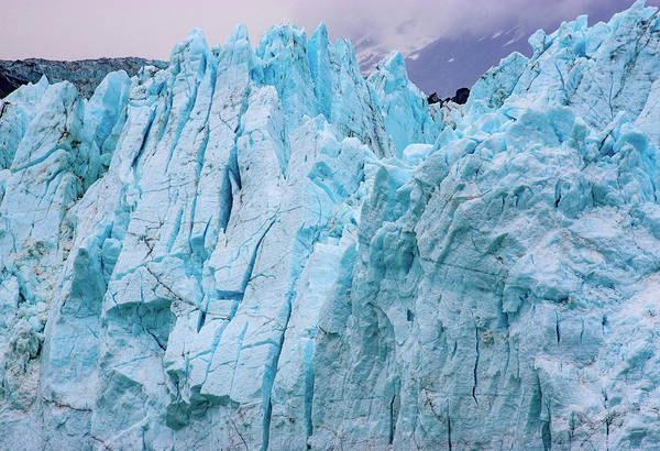 Photograph - Ice Blue by Anthony Jones