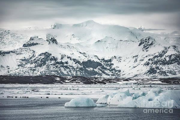 Wall Art - Photograph - Ice Encounters by Evelina Kremsdorf