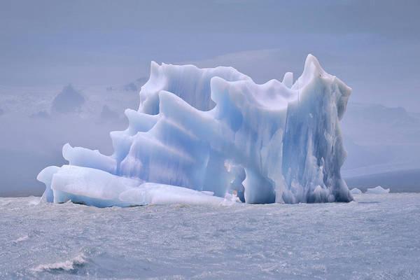 Photograph - Ice Giant by Giovanni Allievi
