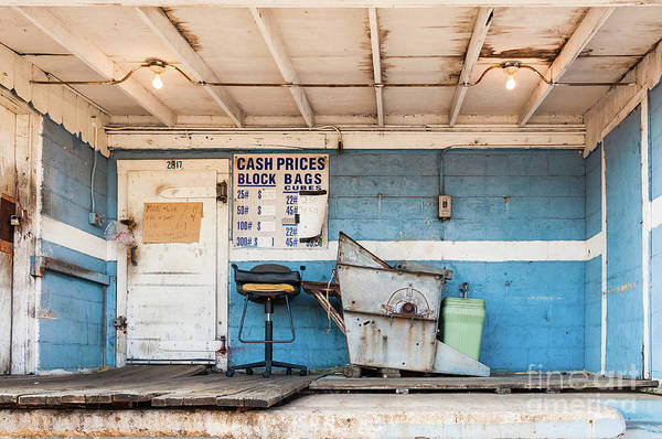 Wall Art - Photograph - Ice House Nola by Kathleen K Parker