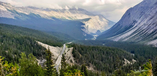 Wall Art - Photograph - Icefields Parkway - Banff National Park by Becky Galen