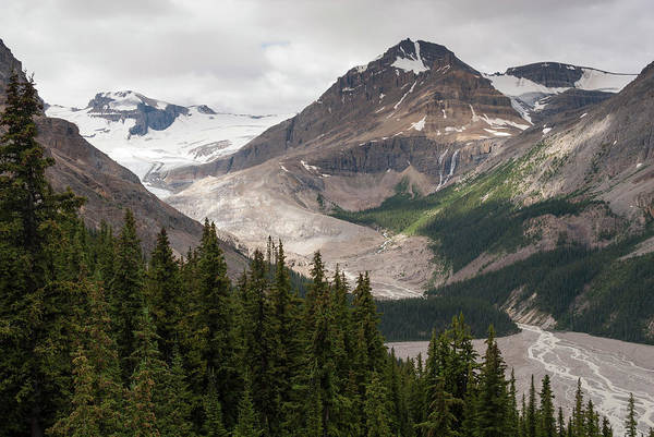 Peyto Lake Wall Art - Photograph - Icefields Parkway, Bow Pass, Peyto by John Elk Iii