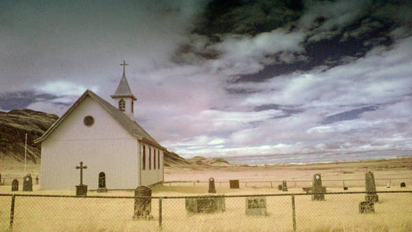 Photograph - Icelandic Church by Jim Cook