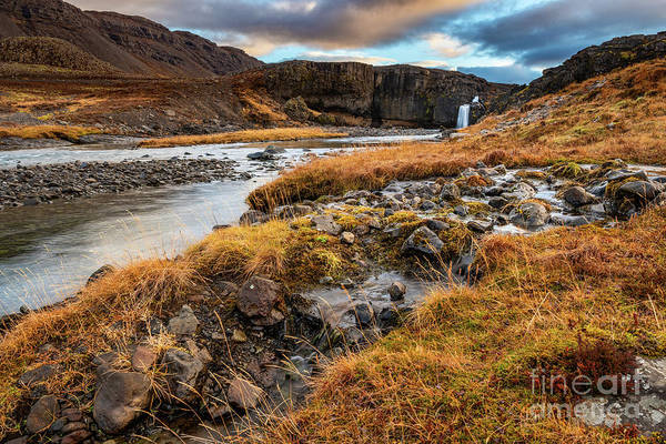 Wall Art - Photograph - Icelandic Morning by Jamie Pham