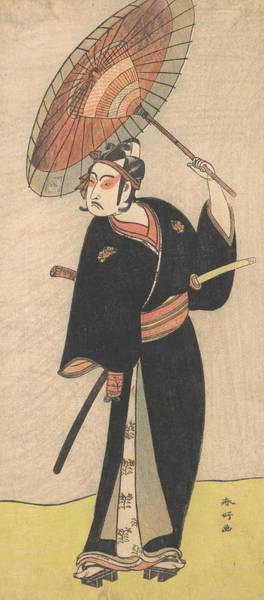 Relief - Ichikawa Yaozo IIi by Katsukawa Shunko