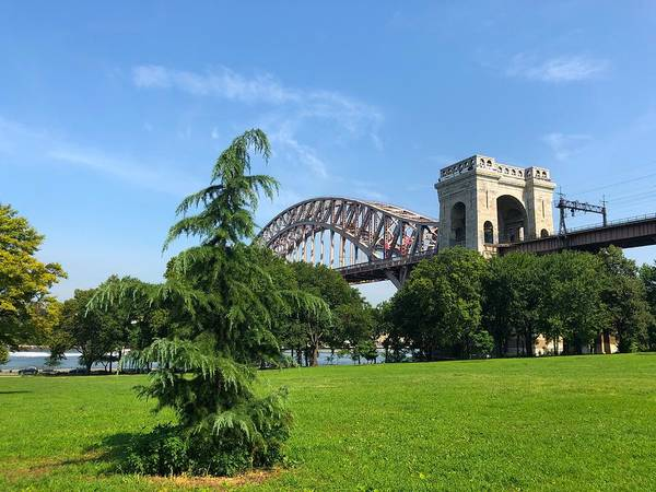 Photograph - Iconic Astoria Park Scene by Cate Franklyn