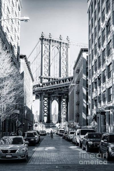 Photograph - Iconic Dumbo Brooklyn by John Rizzuto