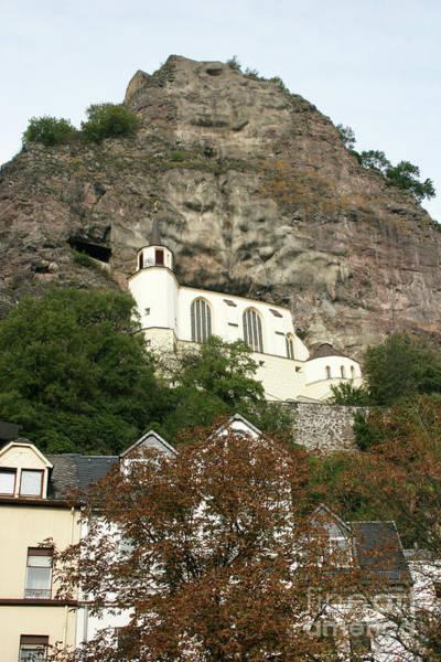 Photograph - Idar-oberstein Felsenkirche by PJ Boylan