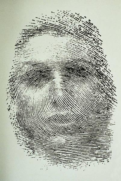 Photograph - Identity by Alfred Gescheidt