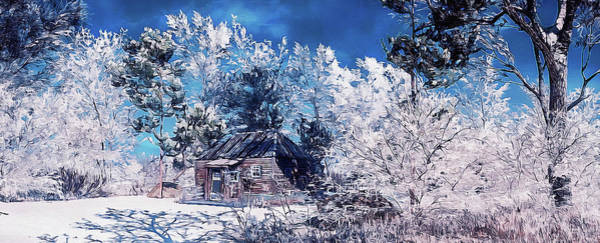 Painting - If Winter Comes - 23 by Andrea Mazzocchetti