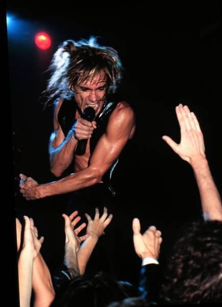 Photograph - Iggy Pop Performs In Minnesota by Jim Steinfeldt