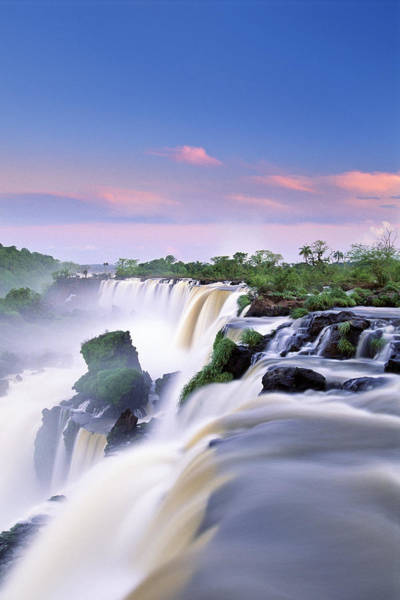 Wall Art - Photograph - Iguacu Falls by Mint Images