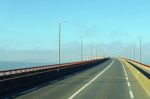 Wall Art - Photograph - IIe-de-re Bridge by Terence Davis